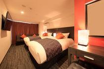 センチュリオンホテル&スパ倉敷 / 【禁煙】スタンダードツイン<120センチ幅ベッド×2台>