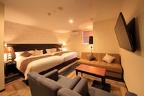 センチュリオンホテル&スパ倉敷 / 【禁煙】スーペリアツイン<140センチ幅ベッド×2台>
