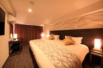 センチュリオンホテル&スパ倉敷 / 【禁煙】 デラックスツイン<160センチ幅ベッド×2台>