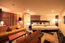 センチュリオンホテル&スパ倉敷 /  【禁煙】コンフォートツイン<160センチ幅ベッド×2台>
