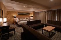 センチュリオンホテル&スパ倉敷 / 【禁煙】 スイート<140センチ幅ベッド×2台