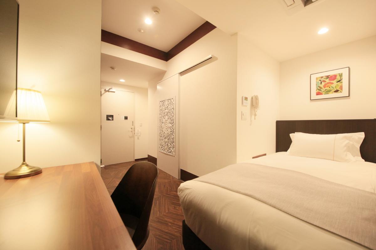 センチュリオンホテル・レジデンシャル赤坂 / ◆全室禁煙◆スタンダードシングル 《1-2名様》