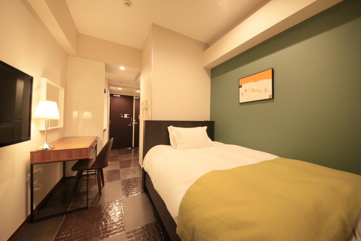 センチュリオンホテル・レジデンシャル赤坂 / ◆全室禁煙◆スーペリアシングル 《1-2名様》