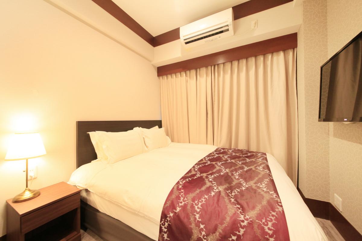 センチュリオンホテル・レジデンシャル赤坂 / ◆全室禁煙◆スタンダードダブル 《1-2名様》