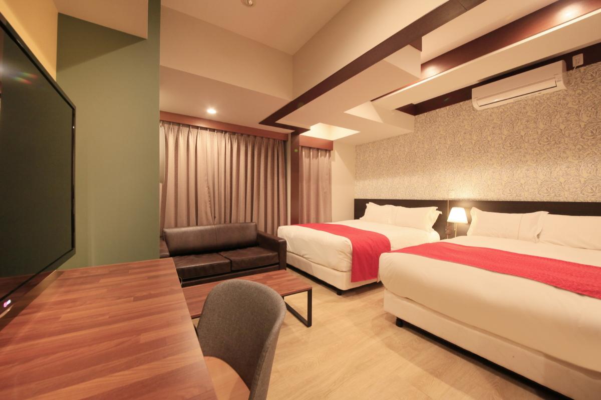 センチュリオンホテル・レジデンシャル赤坂 / ◆全室禁煙◆スーペリアツイン 《1-5名様》