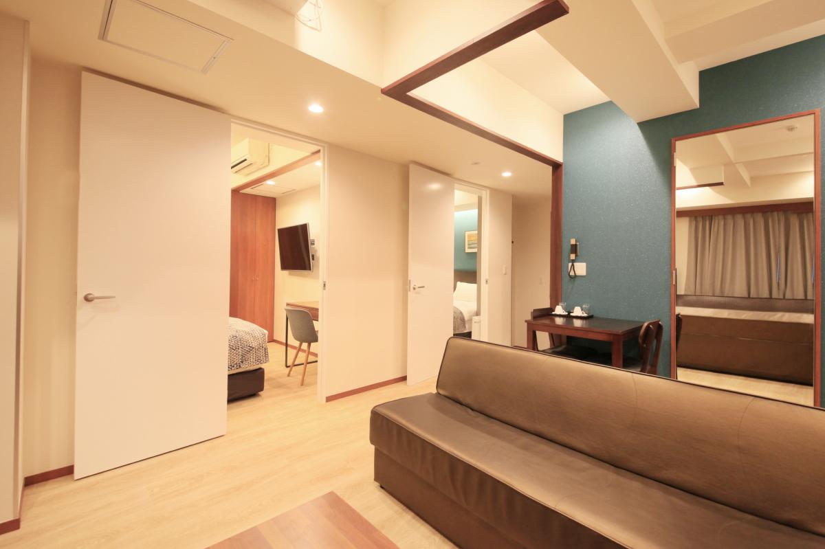 センチュリオンホテル・レジデンシャル赤坂 / ◆全室禁煙◆プレミアファミリー 《1-7名様》