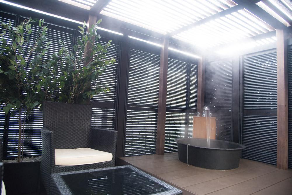 センチュリオンホテル&スパ上野駅前 / 【禁煙】モデレート・ツイン 露天風呂付 《1-5名様》