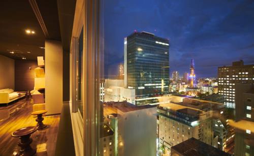 クロスホテル札幌 / 【禁煙・ツイン】アーバンルーム/23㎡