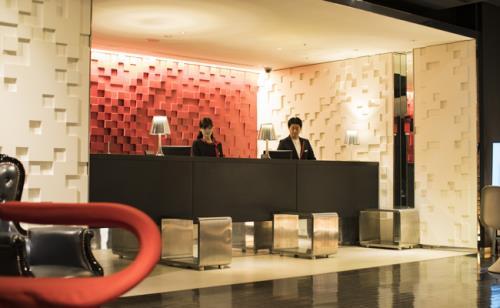クロスホテル札幌 / 【スタンダードフロア・ダブル】アーバンスタイル/23㎡