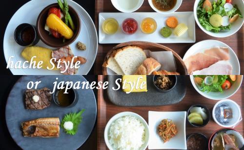 クロスホテル札幌 / CROSS STAY -クロスフロア- hacheのこだわり朝食付き/朝食付[C02]