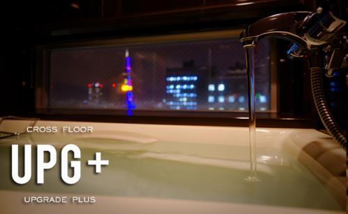 クロスホテル札幌 / ≪高層階クロスフロア≫【ダブル】アーバンスタイル/23㎡