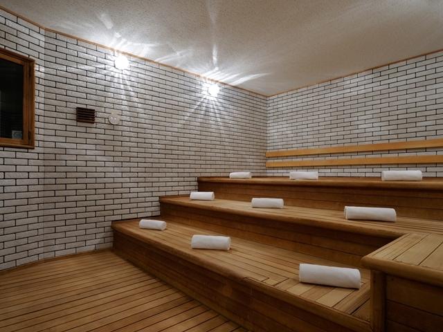 ホテルエミシア札幌 / 【スパ入浴券付】2,000平米の広さを誇る「スパ・アルパ」ジャグジーやサウナでリフレッシュ/朝食付