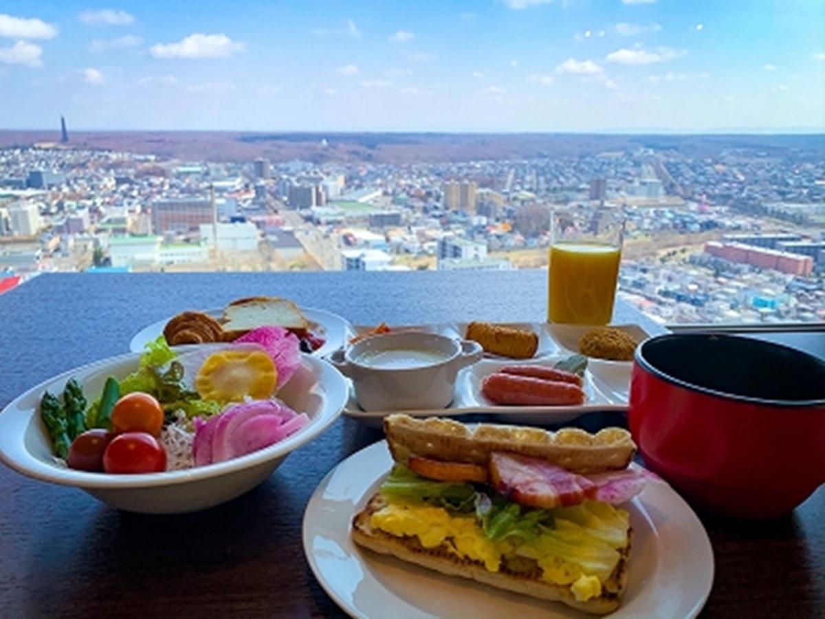 ホテルエミシア札幌 【シンプルステイ】 駅近便利!エミシアスタンダードプラン/朝食付