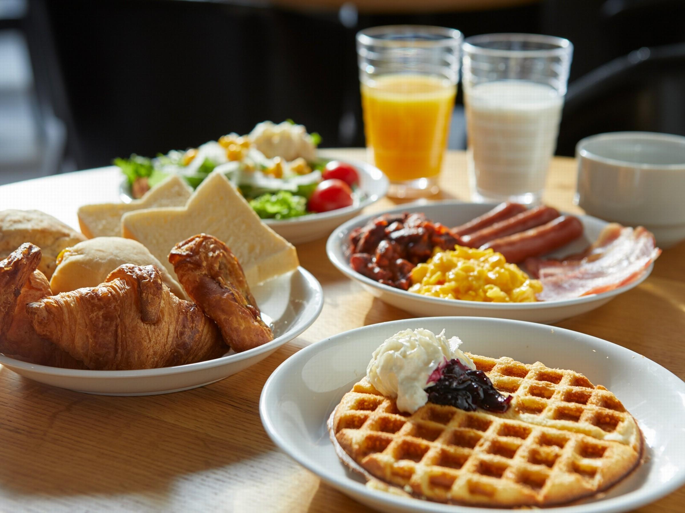 センチュリオンホテル札幌 / ◆朝食付き◆2019年11月リブランドオープン♪ 一日の始まりは朝ごはんから《すすきの駅徒歩3分》