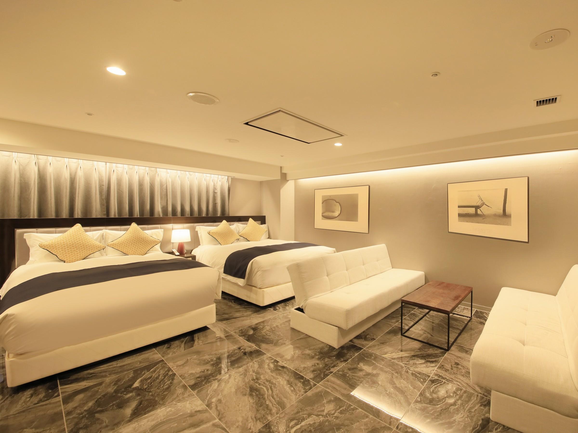 センチュリオンホテル札幌 / ◆全室禁煙◆スーペリアファミリー《1-6名様》