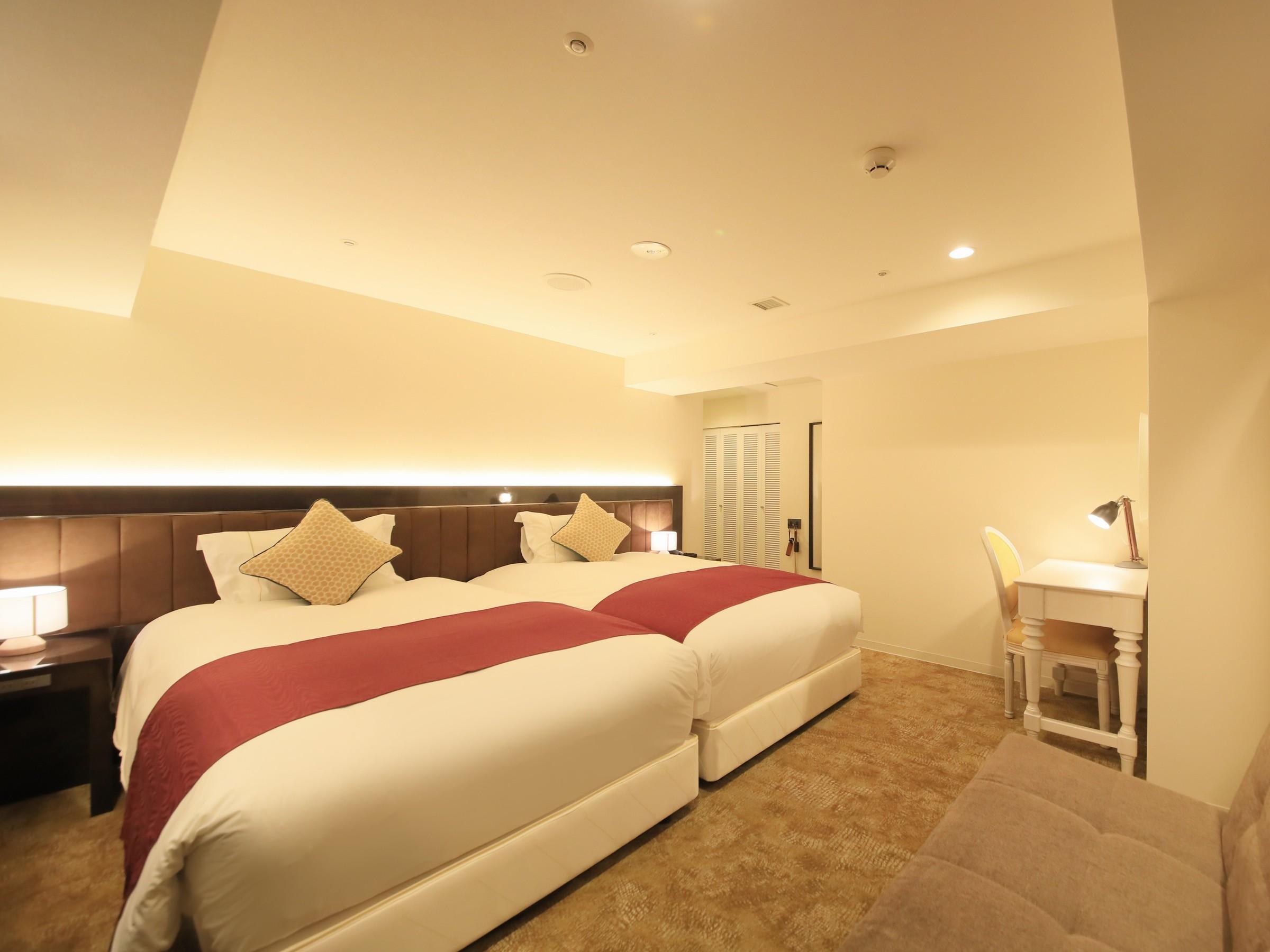 センチュリオンホテル札幌 / ◆全室禁煙◆スーペリアツイン 《1-3名様》