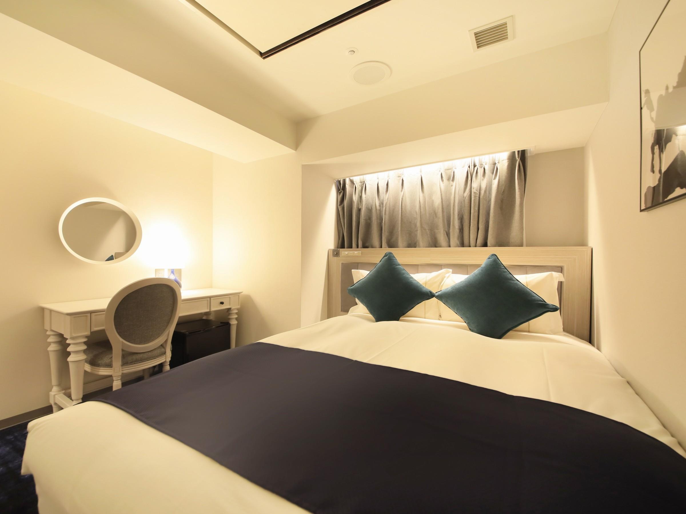 センチュリオンホテル札幌 / ◆全室禁煙◆スタンダードダブル《1-2名様》