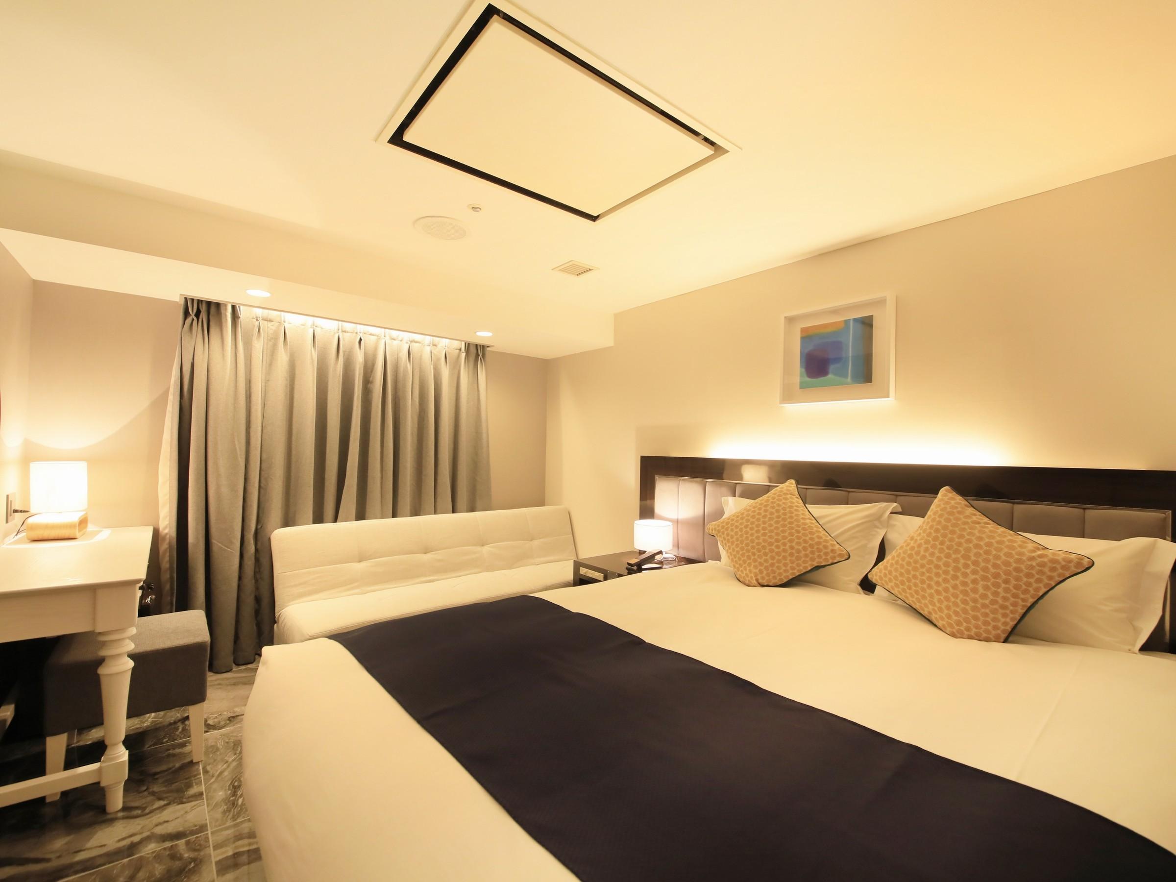 センチュリオンホテル札幌 / ◆全室禁煙◆スーペリアクイーン《1-3名様》