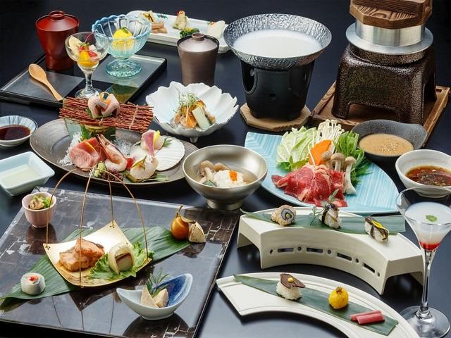 章月グランドホテル 【食事処】スタンダードプラン-時季により変わる和食会席-