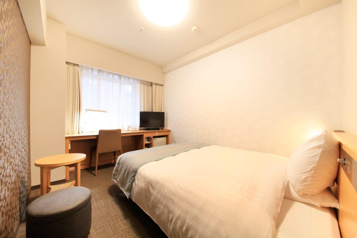 リッチモンドホテル札幌駅前 【喫煙】シングルルーム