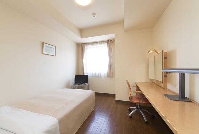 手稲ステーションホテル シングルルーム