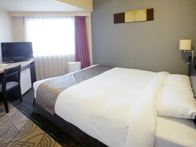 札幌東急REIホテル / スタンダードダブル◇禁煙◇(180㎝幅ベッド)