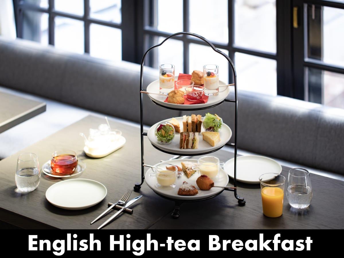 UNWIND HOTEL&BAR小樽 / 北海道食材を使ったハイティースタイル朝食付きプラン