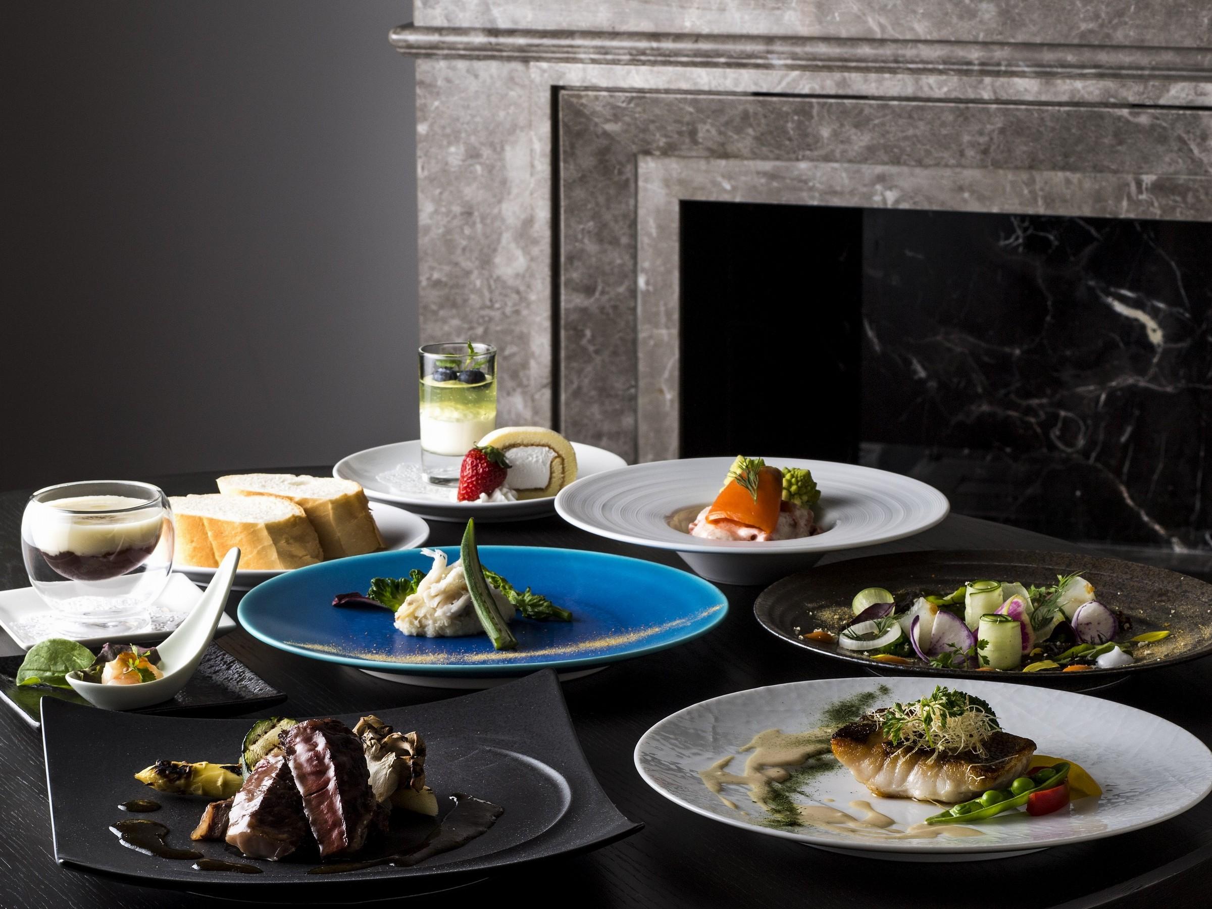 UNWIND HOTEL&BAR小樽 / アニバーサリープラン【乾杯スパークリング付きコースディナー&ハイティースタイル朝食付き】