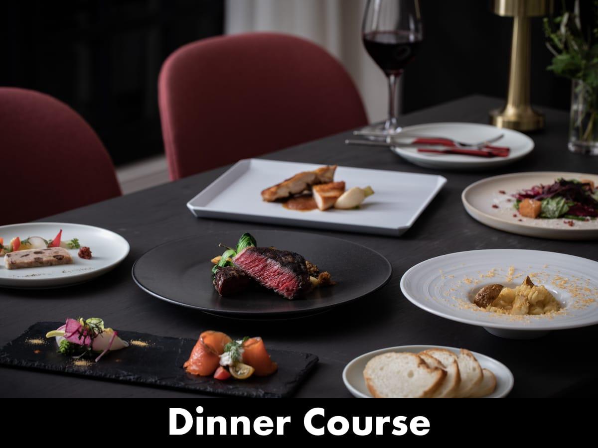 UNWIND HOTEL&BAR小樽 / スペシャリティコースディナー&ハイティースタイル朝食付きプラン