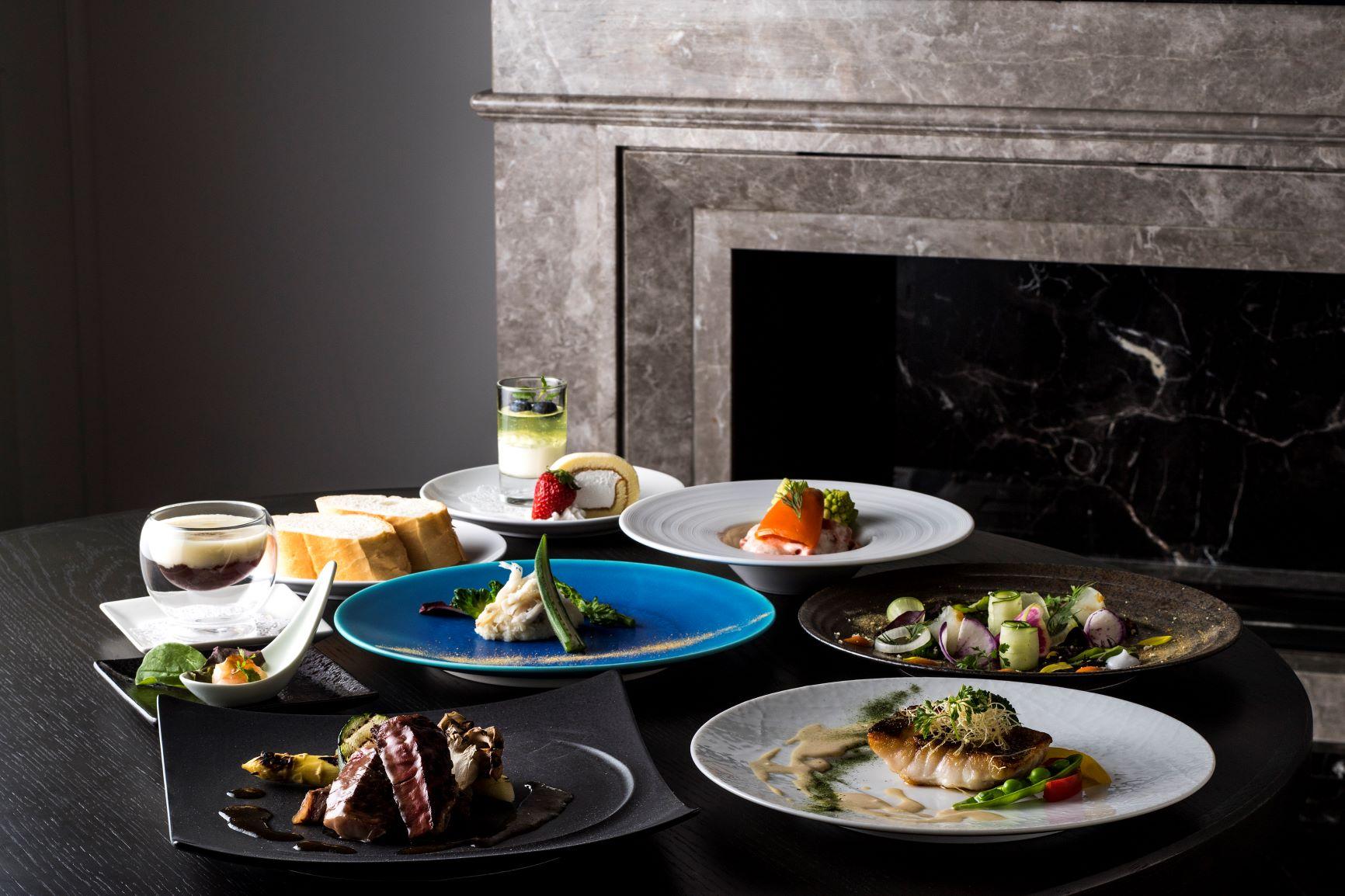 UNWIND HOTEL&BAR小樽 / 非日常空間で味わう絶品フルコースディナー&ハイティースタイル朝食付きプラン