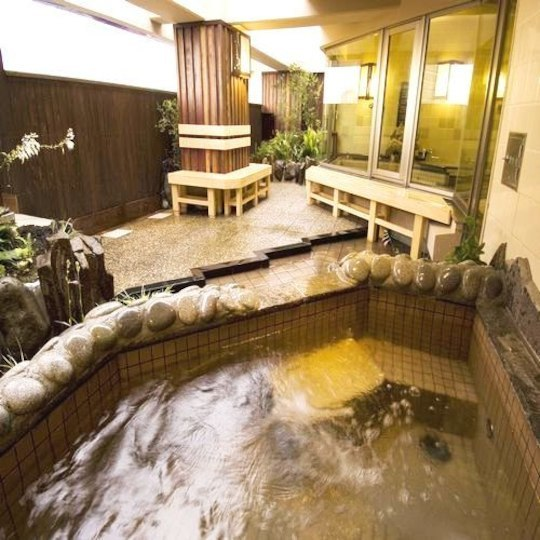 展望大浴場 あさひ湯 ドーミーイン・global cabin浅草 / 【素泊り】シンプルステイプラン♪