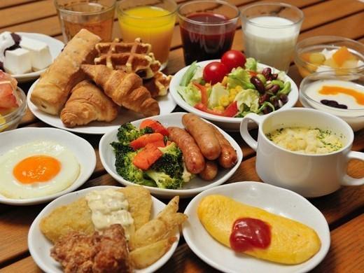 磐梯の湯 ドーミーインEXPRESS郡山 / 【早割14】早得!朝食付きプラン♪