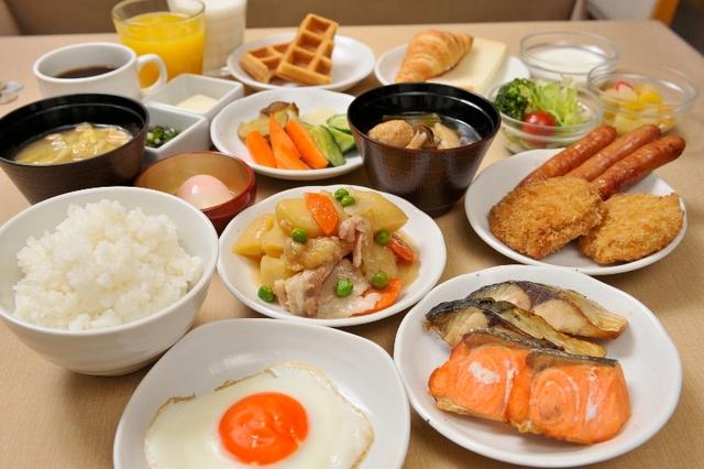 ドーミーインEXPRESS草加City / シンプルステイプラン 品数豊富な朝食付き