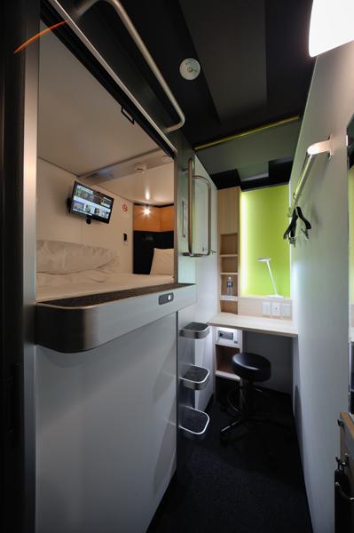 global cabin五反田 / ◆共通販売◆【男性専用】上段スタンダードキャビン