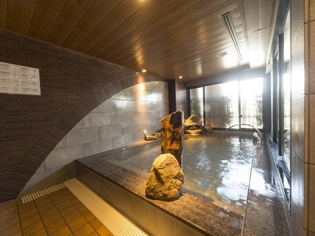 明神の湯 ドーミーインPREMIUM神田 / 【朝食付】癒しのシンプルステイプラン♪男女別超軟水大浴場完備
