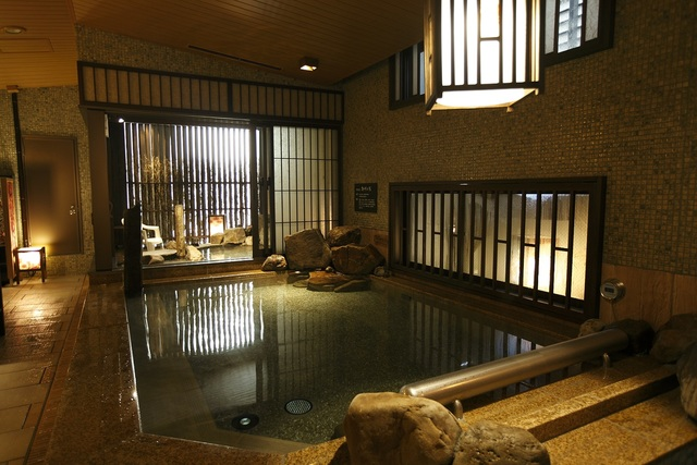 天然温泉 紀州の湯 ドーミーインPREMIUM和歌山 / 【朝食付】◆和洋バイキング◆男女別大浴場完備