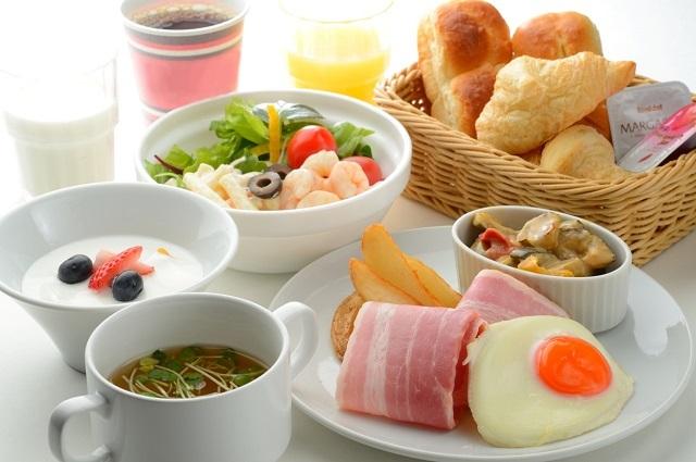 天然温泉 青葉の湯 ドーミーイン仙台ANNEX / 【朝食付】天然温泉青葉の湯◆洋定食朝食付ステイ♪