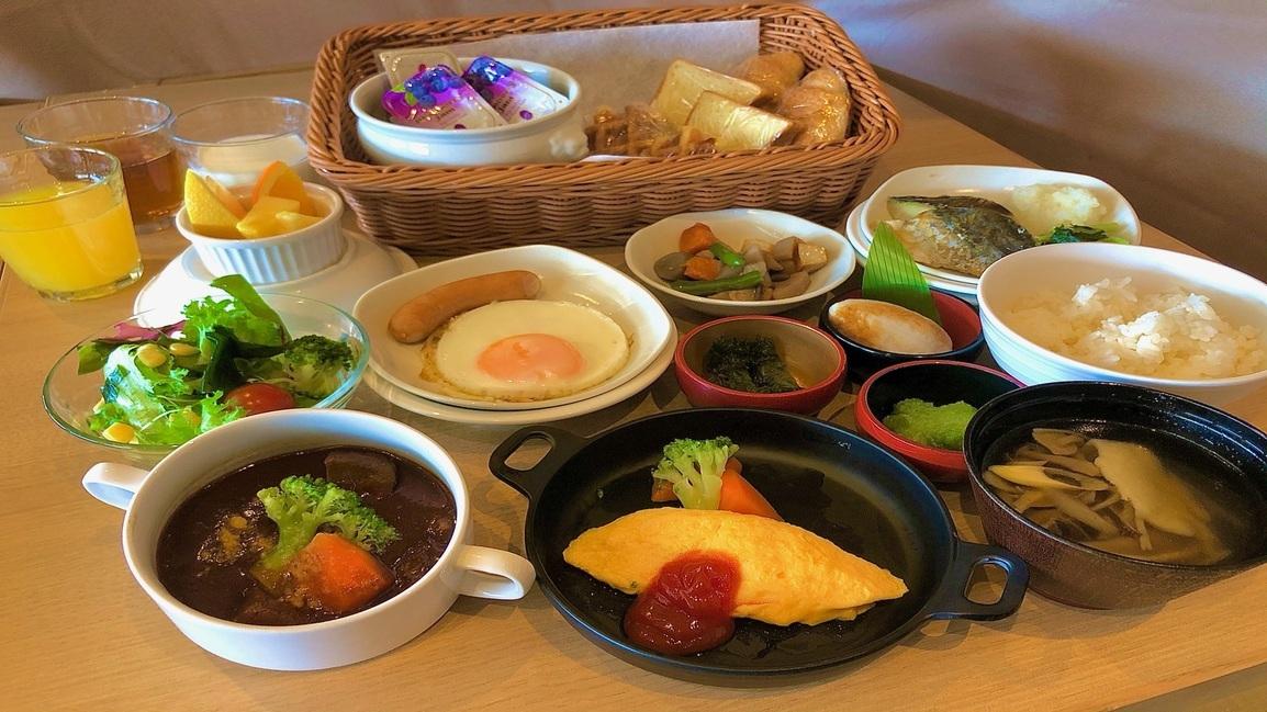 天然温泉 海神の湯 ドーミーインEXPRESS 仙台シーサイド 【朝食付】♪約50種類以上の朝食バイキング♪