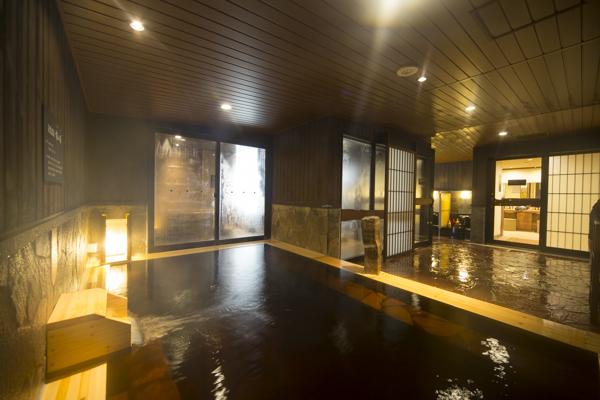 天然温泉 剱の湯 ドーミーイン富山 / 【素泊り】天然温泉大浴場完備!癒しのシンプルステイプラン☆