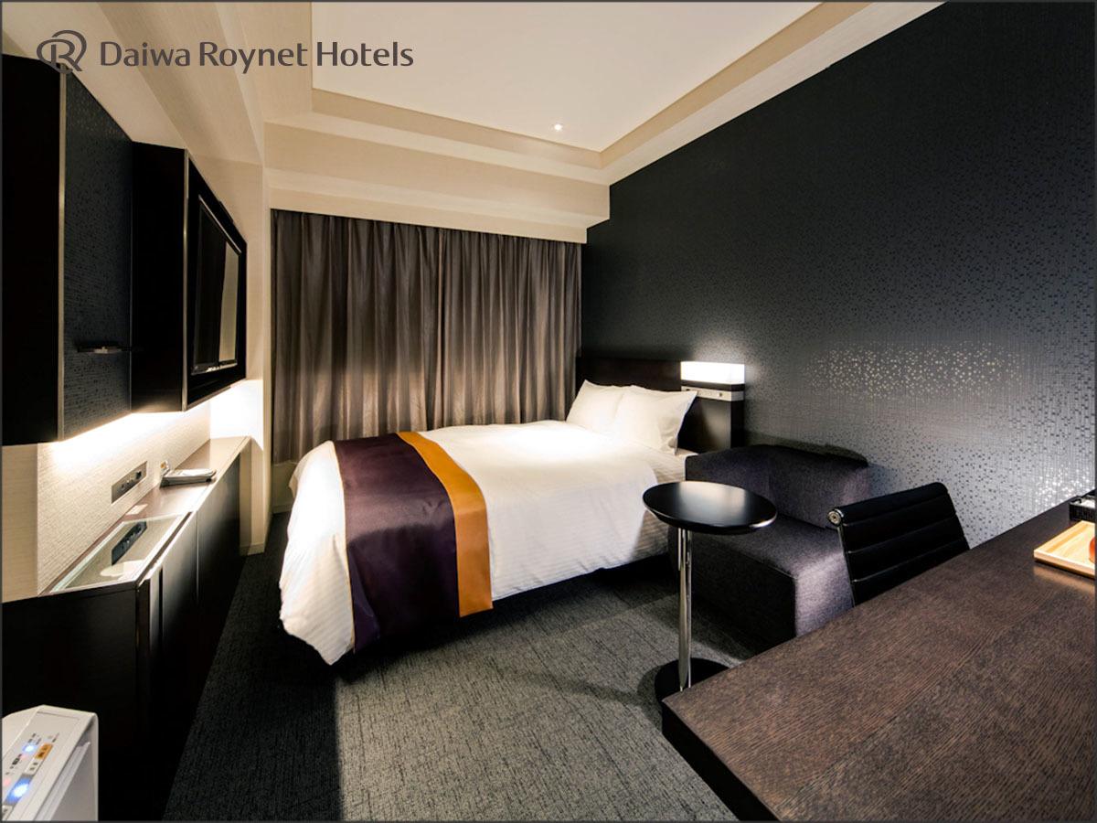 ダイワロイネットホテル銀座 / ◆スーペリアダブル 禁煙 1名様利用◆