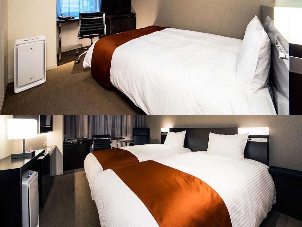 ダイワロイネットホテル銀座 / ◆部屋タイプ指定なし 禁煙 1名様利用◆