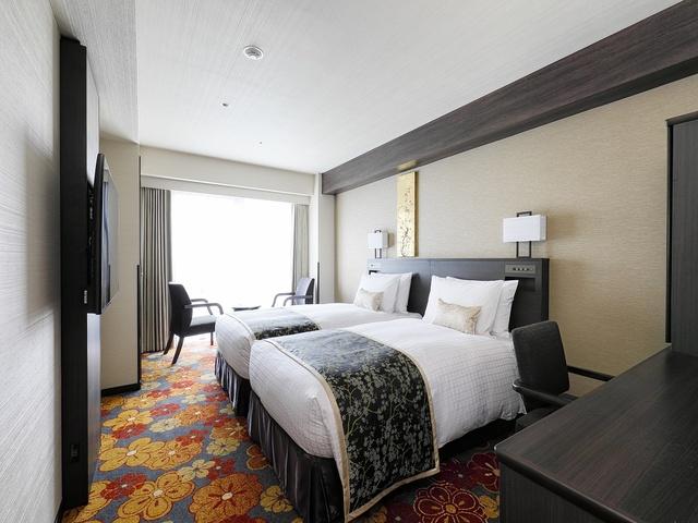 ダイワロイヤルホテル グランデ 京都 / デラックスハリウッドツイン