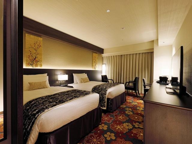 ダイワロイヤルホテル グランデ 京都 / プレミアツイン