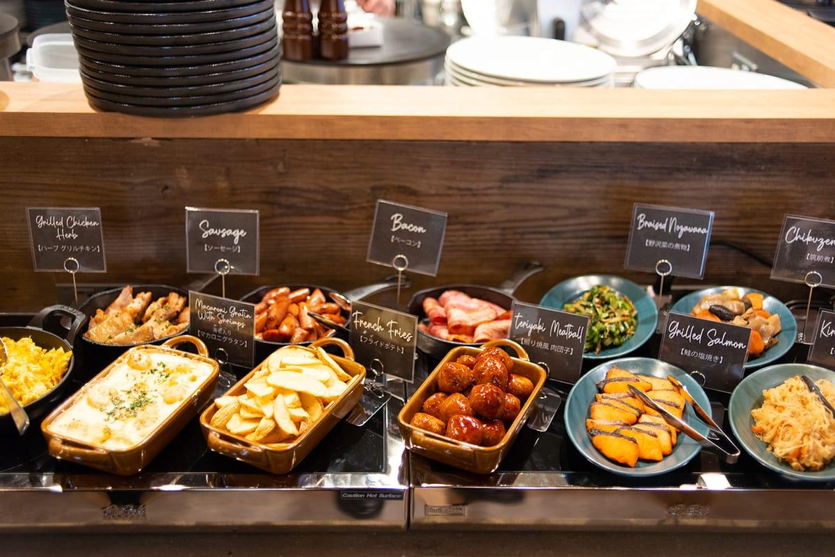 ダイワロイネットホテル池袋東口 レギュラープラン シンプルステイ ~朝食付き・和洋ビュッフェ~