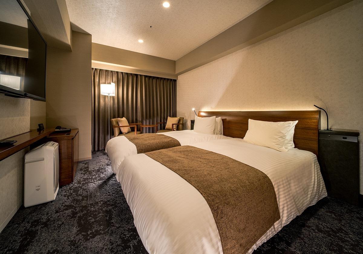 ダイワロイネットホテル名古屋太閤通口 / モデレートツイン【禁煙】 -(1名利用)