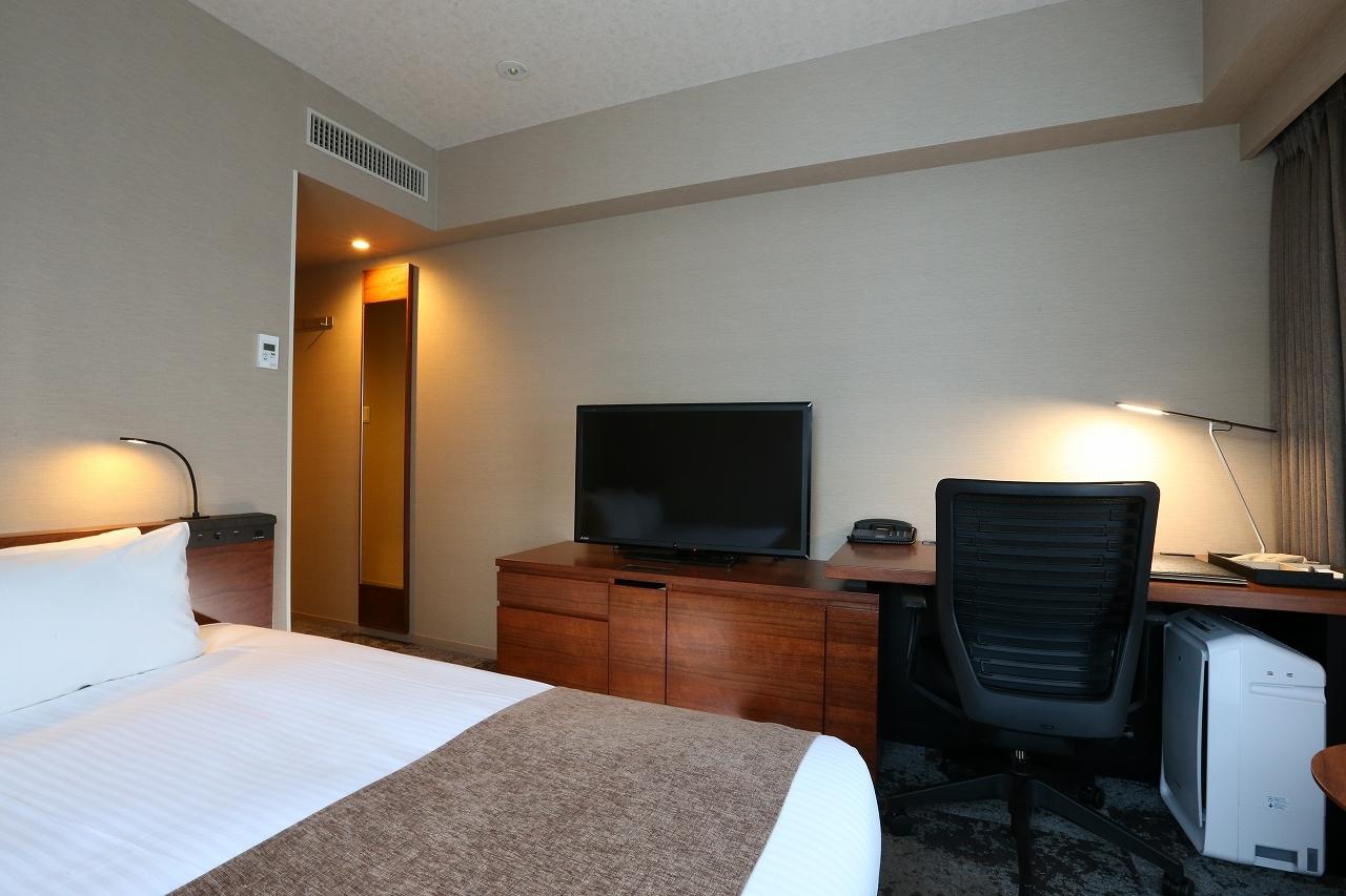ダイワロイネットホテル名古屋太閤通口 / コーナーダブル【喫煙】 -(1名利用)