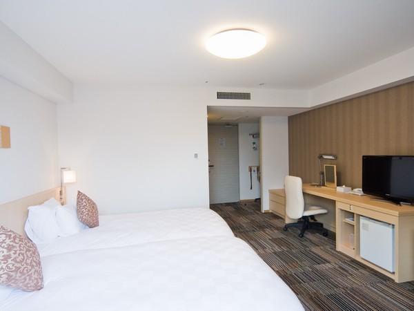 ダイワロイネットホテル大阪上本町 / ◆喫煙◆スーペリアツインルーム(28.6平米)