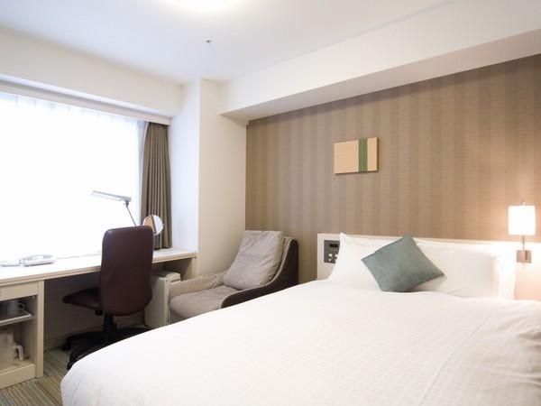 ダイワロイネットホテル大阪上本町 / ◆喫煙◆リラックスダブルルーム(20.8平米)