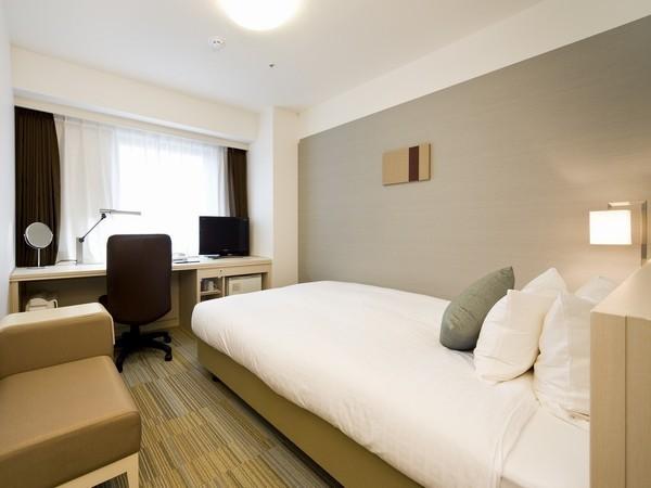 ダイワロイネットホテル大阪上本町 / ◆喫煙◆スタンダードダブルルーム(18.2平米)
