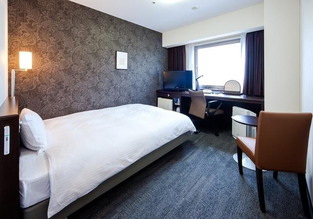 ダイワロイネットホテル和歌山 / スタンダードダブルキャッスルビュー禁煙